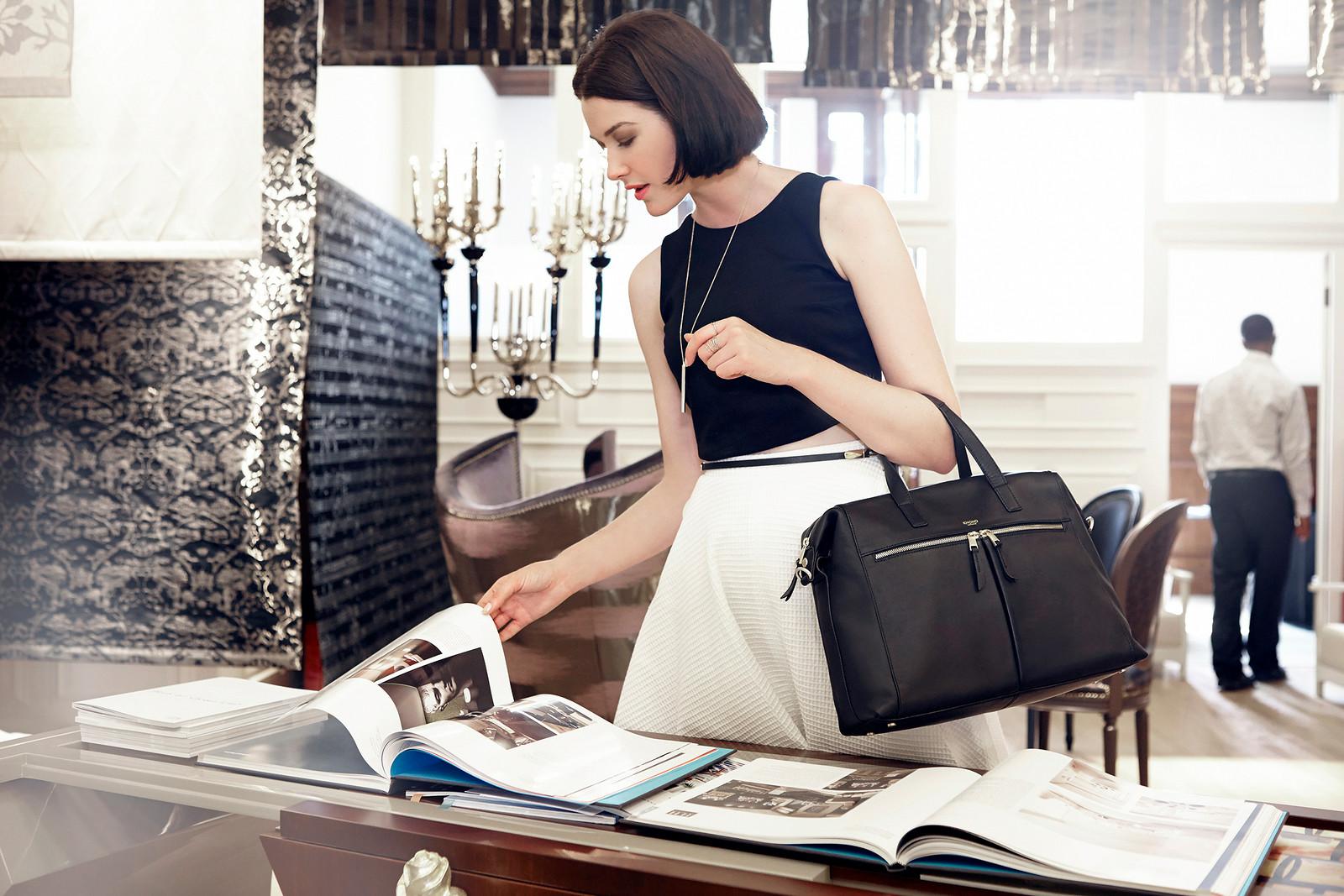 Knomo Taschen + Rucksäcke kaufen und entdecken