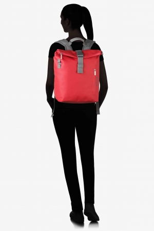 Bree Punch 712 Backpack Rucksack red rot