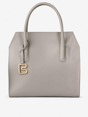 BREE Cambridge 14 Handtasche Shopper vintage-khaki beige kaufen bei stylekrone.com