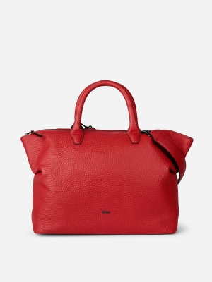 BREE Icon Bag Handtasche massai-red rot kaufen