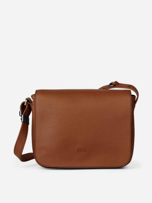 BREE Lady Top 12 Handtasche-sand-brown-braun