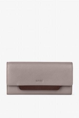 BREE-Liv-110-Geldbörse-vintage-khaki-beige