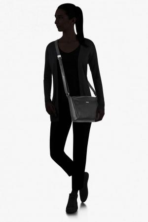 BREE Nola 2 Handtasche Umhängetasche Leder black schwarz