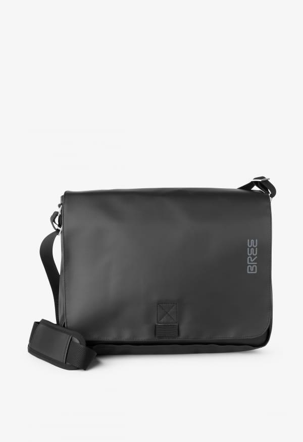 BREE Punch 49 Messenger Tasche – Schwarz black 83900049_1