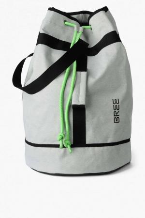 BREE Punch 708 Kitbag Rucksack light-grey grau kaufen