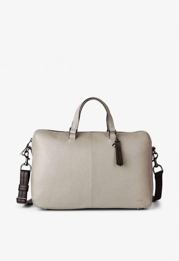 BREE-Qina-2-Shopper-Tasche-vintage-khaki-beige