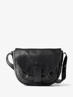 Bree Lady Top 2 Umhängetasche Crossbody Bag black schwarz_1