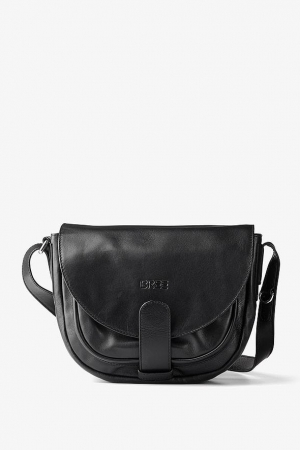 Bree Lady Top 2 Umhängetasche Crossbody Bag black schwarz_1