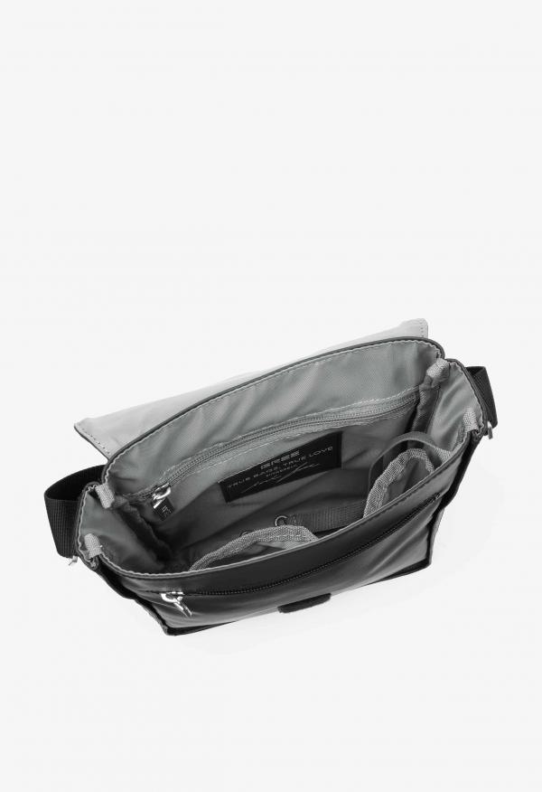 Bree Punch 52 messenger Bag Umhängetasche black schwarz 83900052 4038671055612