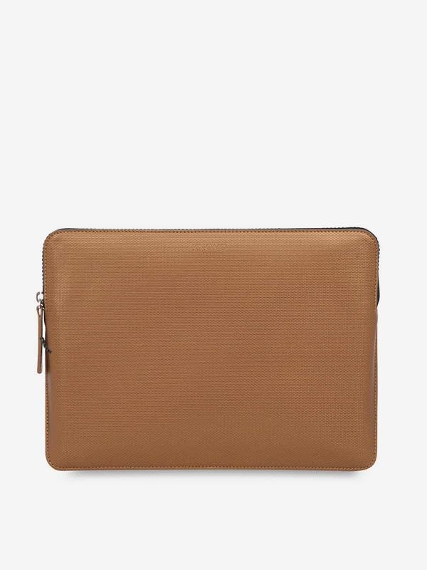 Knomo-Sleeve-12-Laptop-Hülle-Bronze-bronze