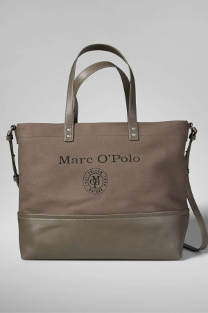 Marc O'Polo 101 Shopper-grey-dunkelgrau-kaufen
