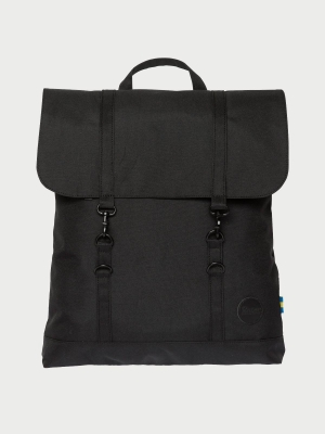 Enter-City-Backpack-Black-Rucksack-black-schwarz