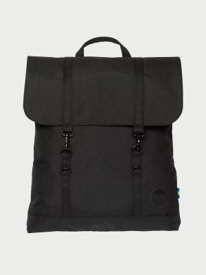 Enter-City-Backpack-Black-Rucksack-black-schwarz