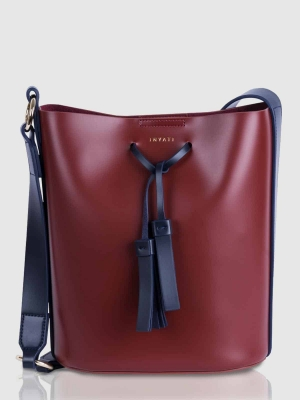 INYATI Nora Hobo Beutel Handtasche für Damen