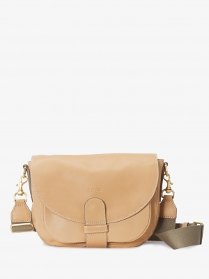 Bree Stockholm 29 Crossbody Bag Umhängetasche nature beige