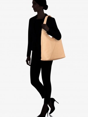 bree stockholm 48 nature beige Shopper 184750048