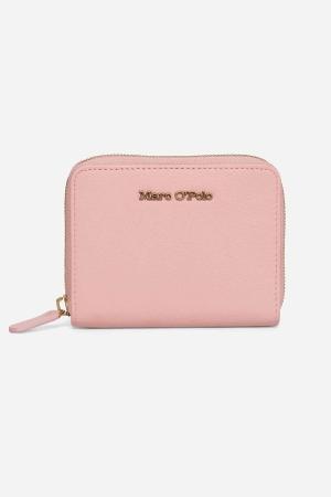 Marc O'Polo Carla Leder Geldbörse pink pink