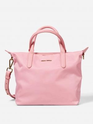 Marc O'Polo Lea Handtasche Umhängetasche pink Polyester vegan