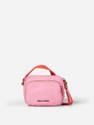 Marc O'Polo Susi Umhängetasche pink pink