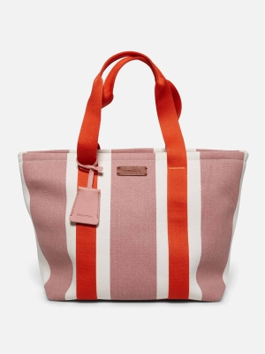 Marc O'Polo Salina Shopper Canvas Stoff pink 90318220301604_331_2.1
