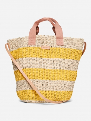 Marc O'Polo Emilia spectra yellow striped Gelb