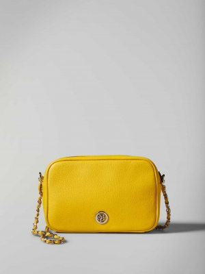 Marc O'Polo Sonia Umhängetasche Limited Edition yellow Gelb