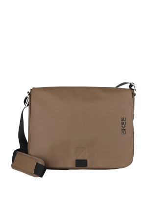 BREE Punch 49 Messenger Tasche - Braun clay 83920049_1