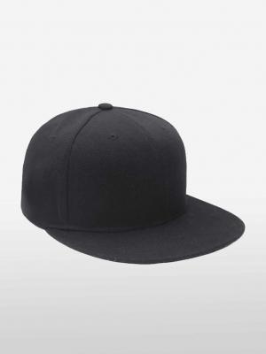 Cap Black Edition aus Canvas schwarz_1