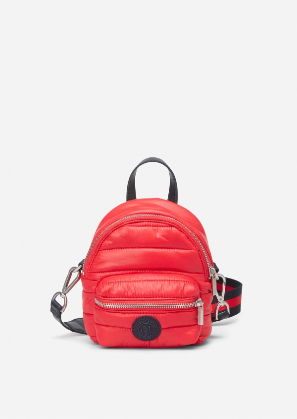 Marc O'Polo Fine rouge red Rot