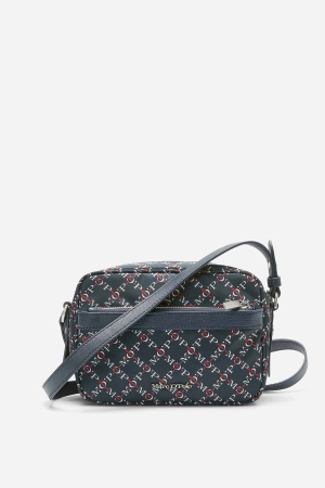 Marc O'Polo Finja  printed true navy Dunkelblau