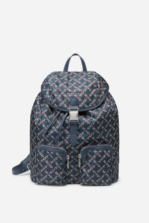 Marc O'Polo Lia printed true navy Dunkelblau