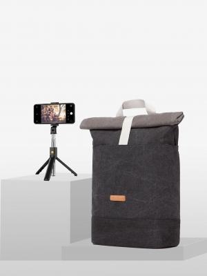 STYLEPAKET- Amsterdam Paket-Hajo Original_Bluetooth Selfie-Stick Stativ