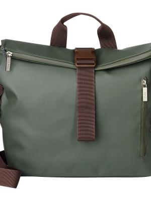 BREE Punch 722 Messenger Bag Umhängetasche S climbing ivy 83450722_4038671021945_1