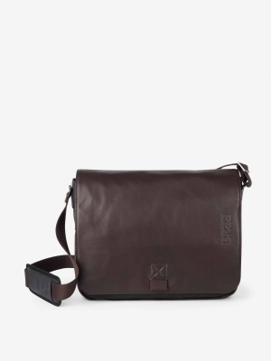 Bree Punch Casual 49 Messengertasche anthrazit / dark brown Braun kaufen bei stylekrone.com