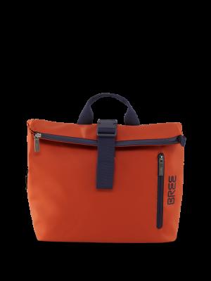 Bree-Punch-PNCH-722-Messenger-Bag-Tasche-Umhängetasche-pumpkin-orange-kaufen_front_0