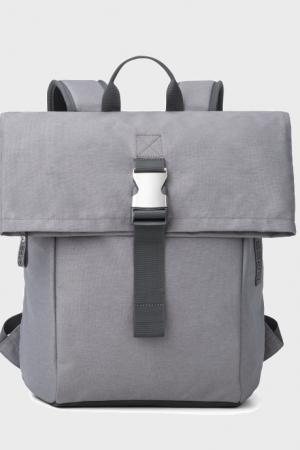 Bree Punch PNCH Style 92 Rucksack M grey denim hellgrau kaufen_klein-neu_1