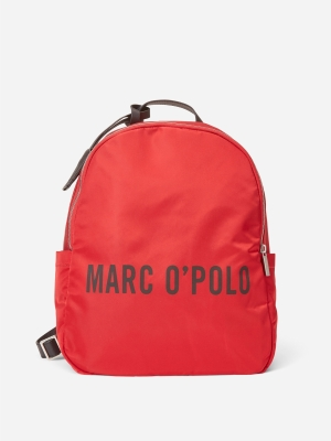 Marc O'Polo Rosalie Rucksack red Rot kaufen bei stylekrone.com