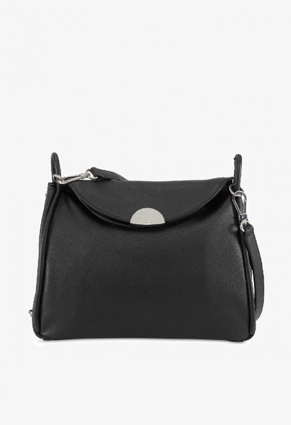 BREE Pippa 2 Umhängetasche M Leder black schwarz 406900002_4038671026803 kaufen bei stylekrone.com