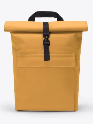 Ucon Acrobatics Lotus JASPER Rucksack 20L vegan wasserdicht honey mustard gelb 389002456619 vorne