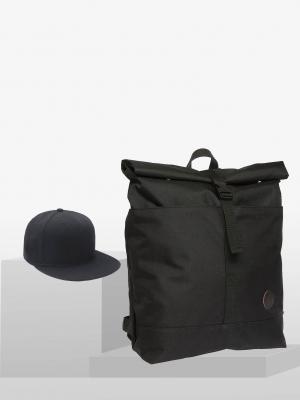 STYLEPAKET- Tokio Paket-Enter Rucksack_BaseCap