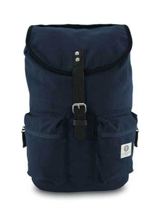 RIDGEBAKE Backpack Kay Navy & Black 1-125CA aus Canvas kaufen bei stylekrone.com