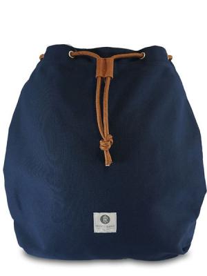 RIDGEBAKE Backpack Paula Canvas Navy & Beige Wash 1-136CA aus Canvas kaufen bei stylekrone.com