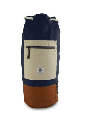 RIDGEBAKE Sailor Bag  Mid Fletcher  Navy 3-131CA aus Canvas kaufen bei stylekrone.com